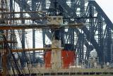 Italian tallship, Bridge and boat
