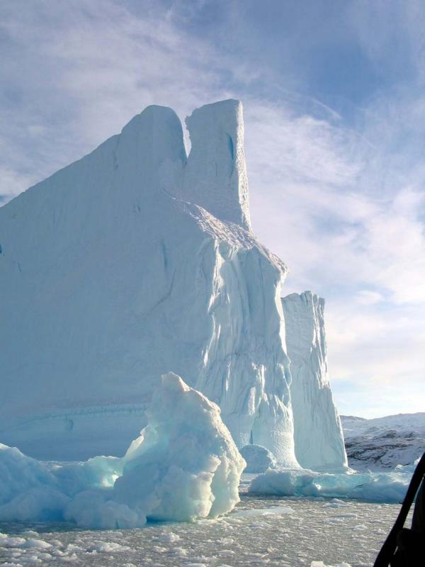 Twin Towers Iceberg