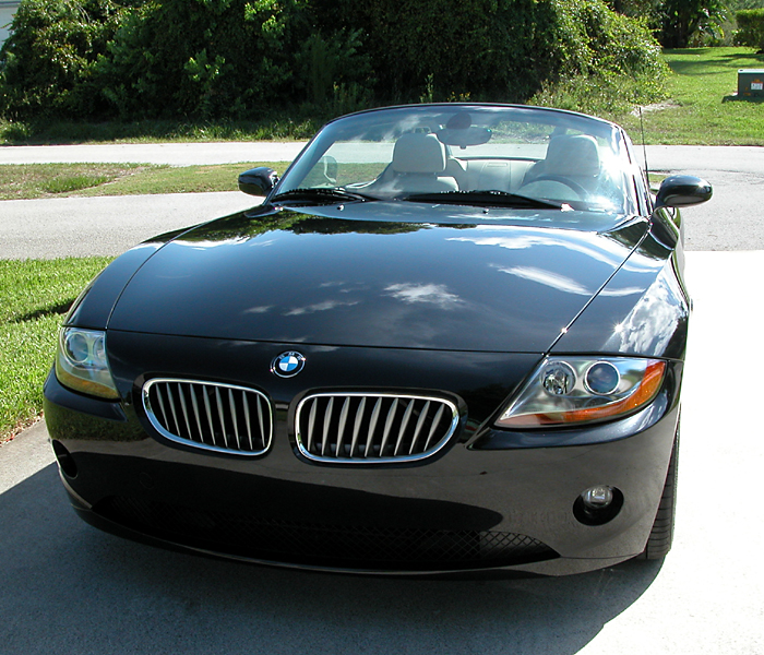 Bmw Z6: Best Wax For Jet Black BMW?