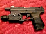 P-99 with Laser and extended Ported Barrel