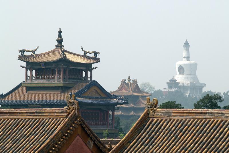 005 - Rooftops, Forbidden City