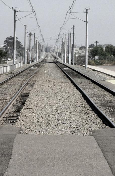 Trolley Rails