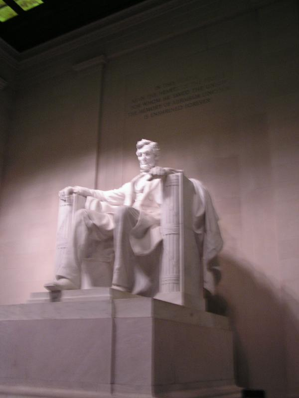 DC - Lincoln Memorial