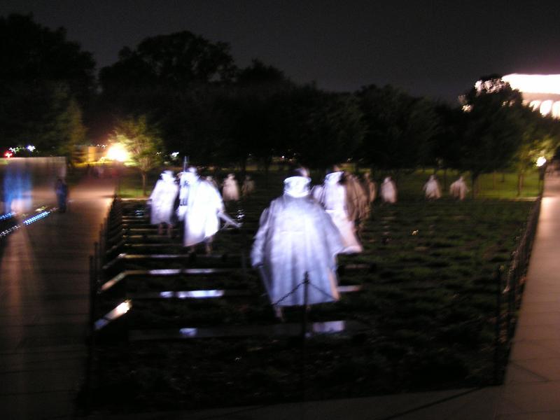 DC - Korean War Memorial