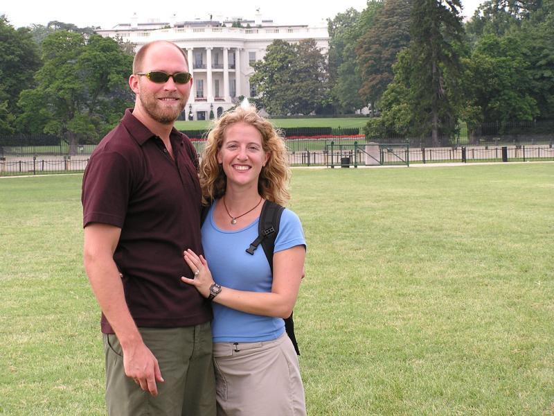 DC - White House