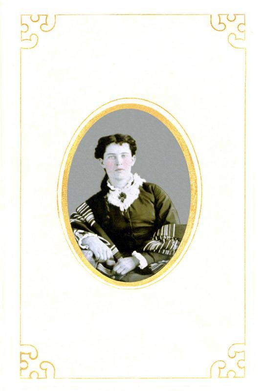Isabella Belle (Johnston) Graves, 1845-1918 (#3)