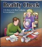 Reality Check (2003) (signed with original drawing of Michael)