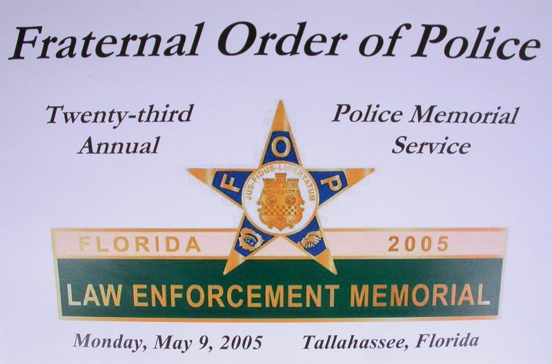 Law Enforcement Memorial Services Florida