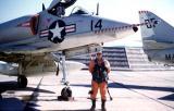 1st Lt  Dick Ulm - MCAF  Yuma, Az