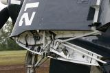 Chance Vought F4A - 5NL Corsair - Dispositif de pliage des ailes
