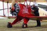 Bücker Bu-133 Jungmeister prêt pour le décollage
