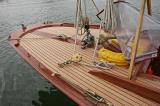 Pen Duick à quai au port du Crouesty