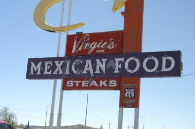 Virgies Mexican Resturant Gallup, NM