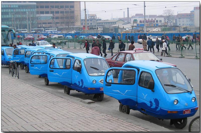 Taxis - Dalian