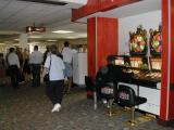 Slot machines in an airport terminal?