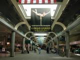 Reno Aiport baggage claim area