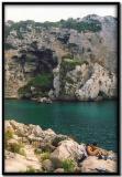 Menorca. Cales Coves