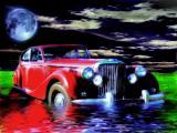 Ghost Car or...La Voyage Dernier ...