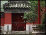 Wanshou Temple in Beijing, China
