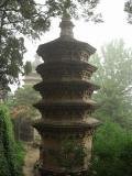 The Jietai and Tanzhe Temples outside Beijing, China