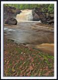 Upper Falls on the Amnicon River
