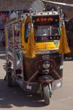 Auto Rickshaw or Tuk Tuk