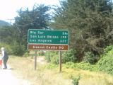 Big Sur International Marathon, Big Sur to Carmel, California. April 27,  2003