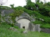 Christian tomb