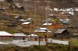 Houses in Neelum Valley