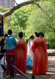 Falun Gong Dancers & Singers at the Falun Gong Day Celebration