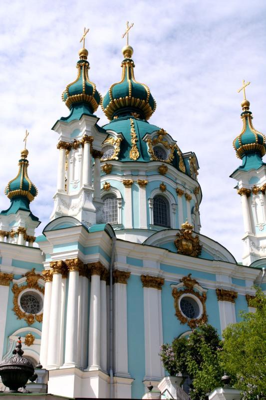 Kyiv at a Glance