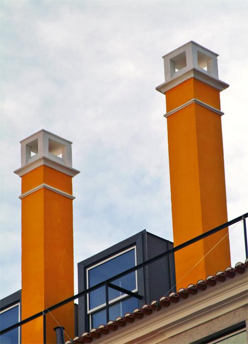 More chimneys