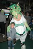 Dayton Dragon's game 5-19-2005