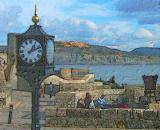 Lyme Regis Clock and Beacon
