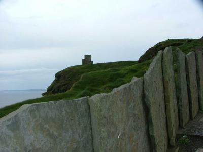 Castle at Moher
