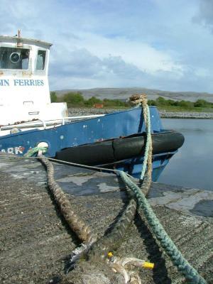 Connemara Work Boat