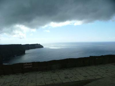 Storm at Moher