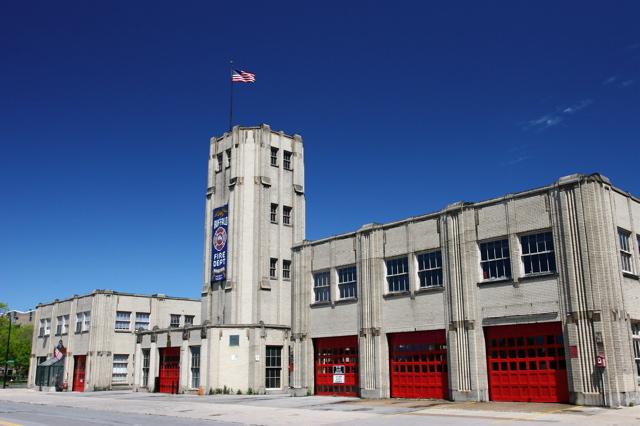 Buffalo Fire Department Headquarters