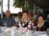 Dad M., Mom M. and Mom O.