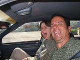 Us In Car (May 19th 2005)
