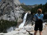 Liberty Cap & Nevada Falls