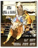 Bull Riding at the Clay County Events Center