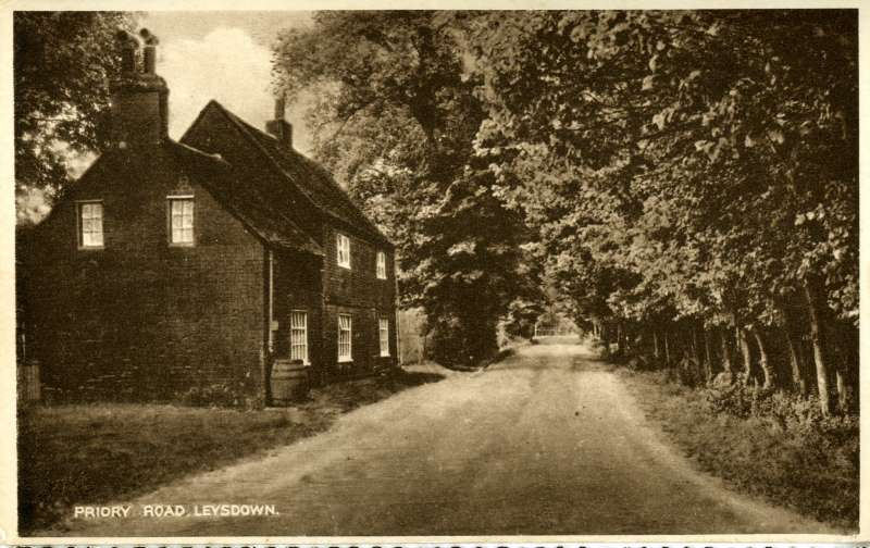 Priory Road, Leysdown