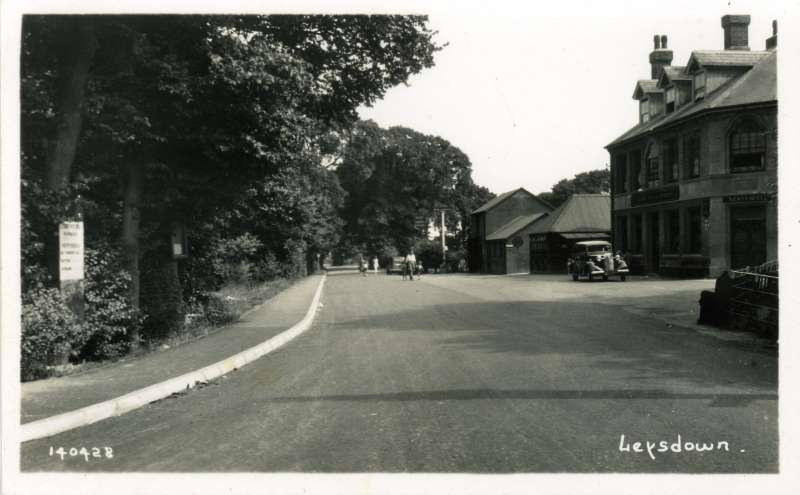 Leysdown