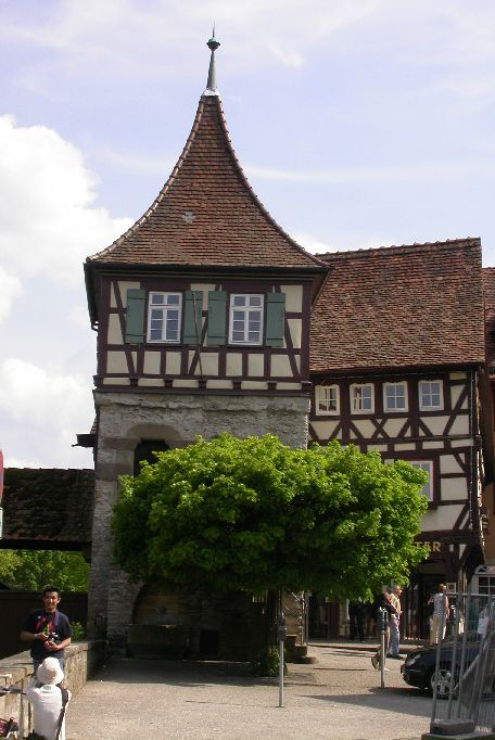 Turm am Roten Steg