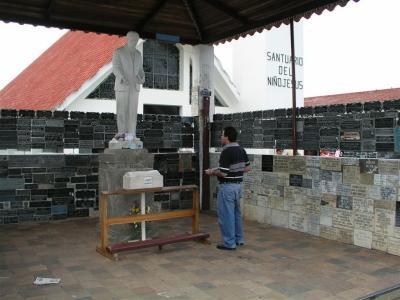 Santuario de José Gregorio Hernández, Vista del Santuario 1, Isnotú, Edo Trujillo