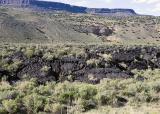 Lava Fields Outside McCarty NM