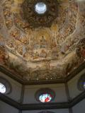 Ceiling of the Duomo, courtesy of the Olin's