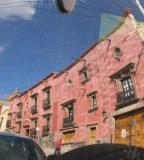 Reflected Street Scene
