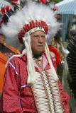 American Indian Education Center of Cleveland 10th Annual Pow Wow 2004
